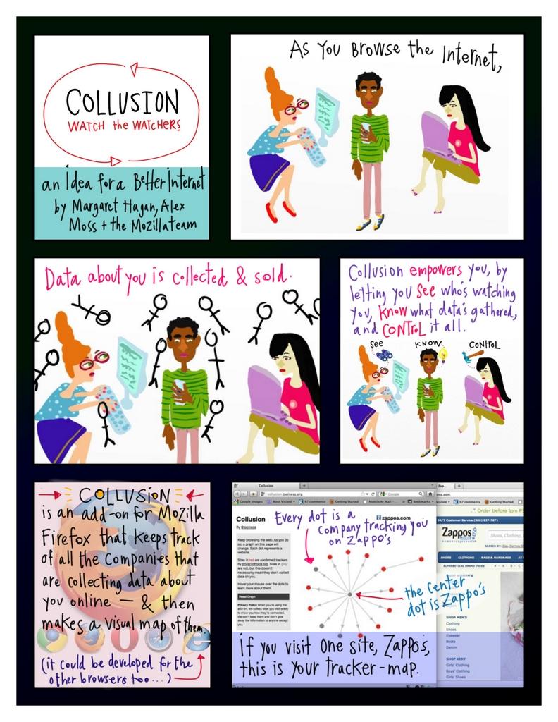 Collusion the Comic - 1