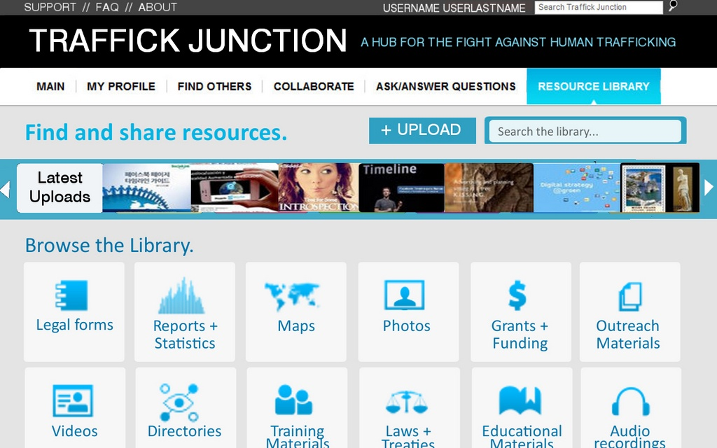 Traffick Junction - Resource Library (1)